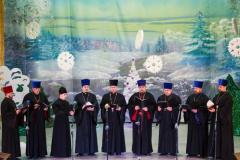 хор священників